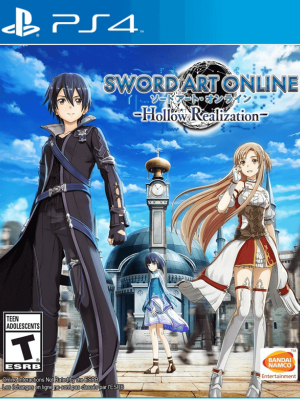 Sword Art Online: Hollow Realization Ps4 Primaria