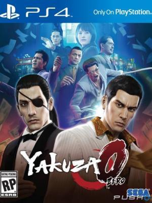 Yakuza Zero PRIMARIA