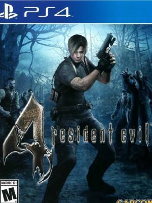 Resident Evil 4 PS4 Primaria