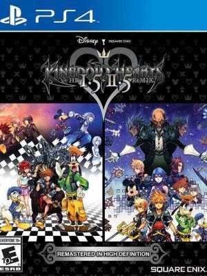 KINGDOM HEARTS HD 1.5 +2.5 ReMIX Ps4 Primaria