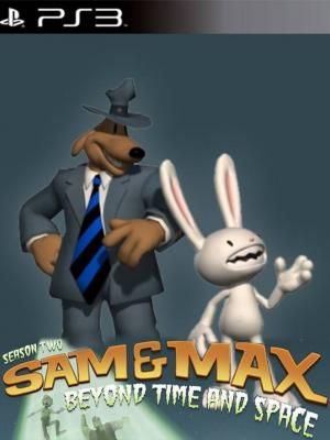 Sam & Max: Beyond Time & Space
