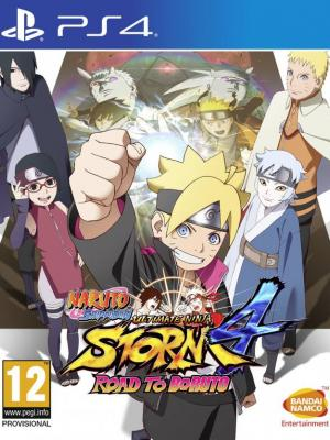 NARUTO SHIPPUDEN: Ultimate Ninja STORM 4 Road to Boruto Ps4 Primaria