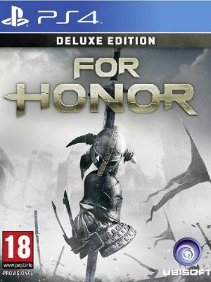 FOR HONOR DELUXE EDITION Ps4 Primaria