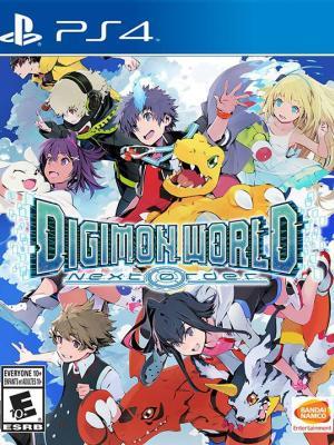 Digimon World: Next Order ps4 primaria