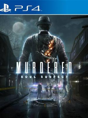 Murdered: Soul Suspect ps4 primaria