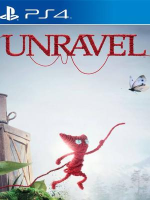 Unravel ps4 primaria