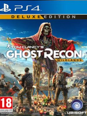 Tom Clancy's Ghost Recon  Wildlands - Deluxe Edition ps4 Primaria