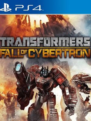 TRANSFORMERS: Fall of Cybertron PS4