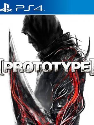 PROTOTYPE PS4