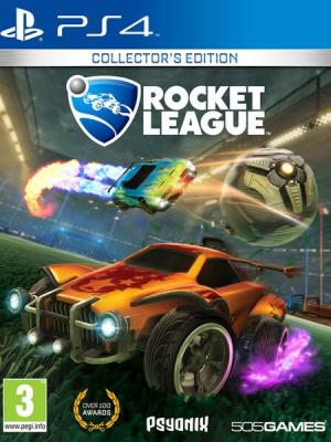 Rocket League  Game of the Year Edition Ps4 primaria