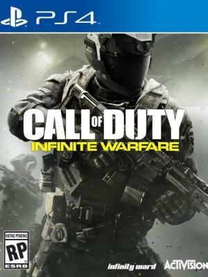Call of Duty Infinite Warfare Ps4 Primaria