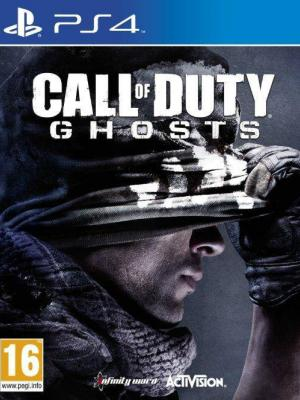 Call of Duty  Ghosts - Gold Edition Ps4 Primaria