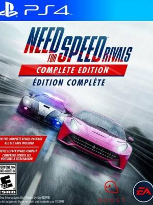 Need for Speed Rivals: Edición Completa Ps4 Primaria