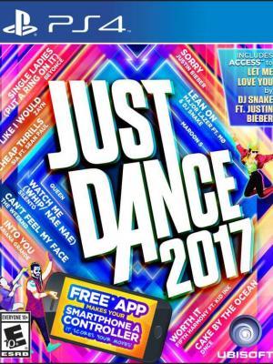 Just Dance 2017 Ps4 Primaria