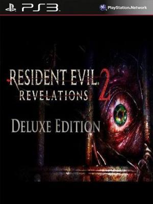 Resident Evil Revelations 2 Deluxe Edition PS3