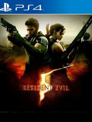 RESIDENT EVIL 5 PS4 PRIMARIA