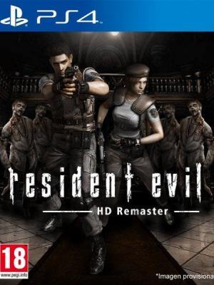 Resident Evil PS4 PRIMARIA