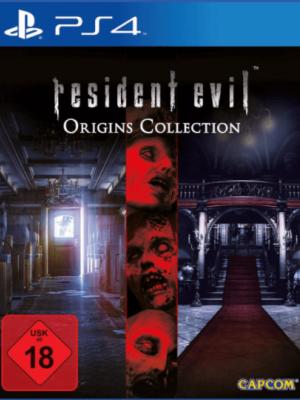 Resident Evil: Deluxe Origins Bundle PS4 PRIMARIA