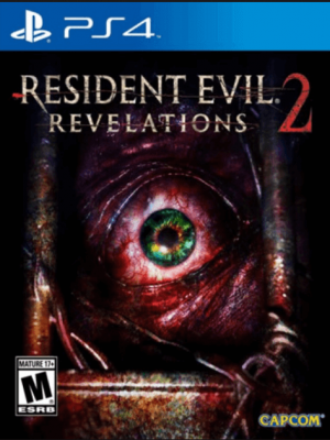 Resident Evil Revelations 2 Deluxe Edition PS4 PRIMARIA