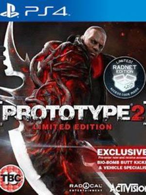 Prototype 2 PS4 PRIMARIA