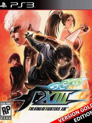 The King of Fighters XIII Gold Edition PS3