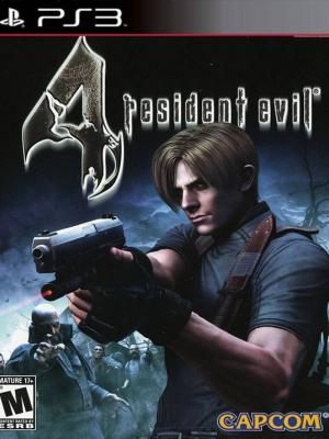 Resident Evil 4 PS3