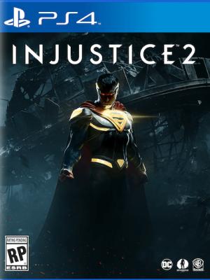 Injustice 2 PS4 PRIMARIA