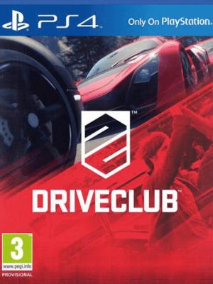 DRIVECLUB PS4 PRIMARIA
