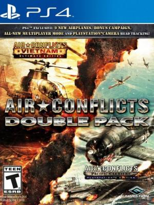 Air Conflicts: Double Pack PS4 PRIMARIA