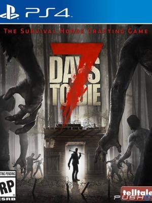 7 Days to Die PS4 PRIMARIA
