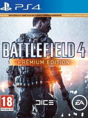Battlefield 4 Edición Premium Ps4 Primaria