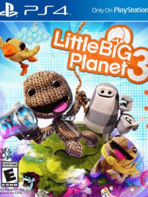 LittleBigPlanet 3 PS4 PRIMARIA
