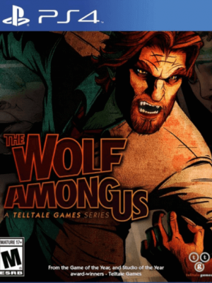 The Wolf Among Us ps4 Primaria