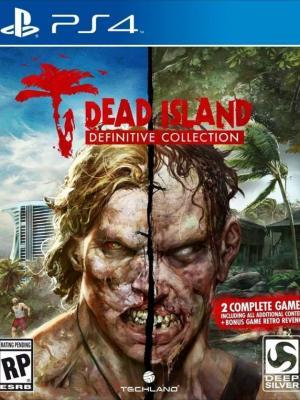 Dead Island Definitive Collection PS4 PRIMARIA