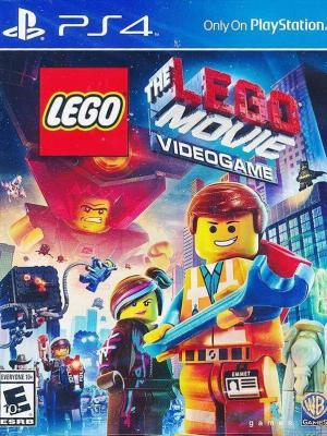 The LEGO Movie Videogame PS4 PRIMARIA