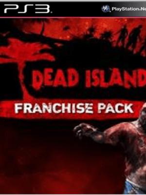 2 juegos en 1 Dead Island Franchise Pack PS3