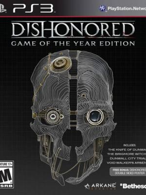 Dishonored Game of the Year Edition PS3