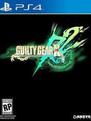 Guilty Gear Xrd REV 2  Ps4 Primaria