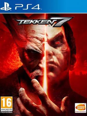 Tekken 7 Pre Orden Ps4 Primaria