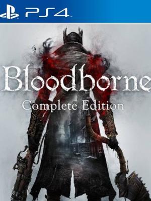 Bloodborne Complete Edition Bundle PS4 PRIMARIA