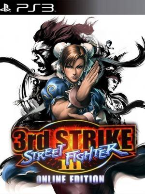 Street Fighter III: 3rd Strike: Online Edition Complete Pack PS3