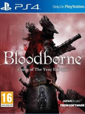 Bloodborne: Game of the Year Edition PS4 PRIMARIA