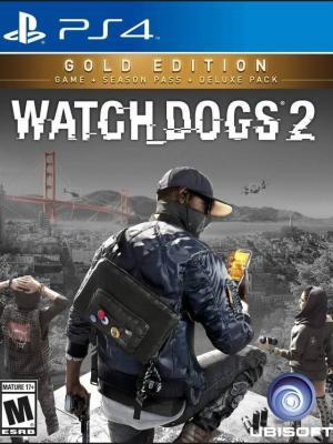 Watch Dogs 2 - Edición Gold PS4