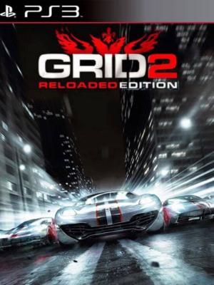 GRID 2 Reloaded PS3