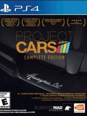 Project CARS: Complete Edition PS4 PRIMARIA