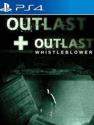 Outlast: Bundle of Terror PS4 Primaria
