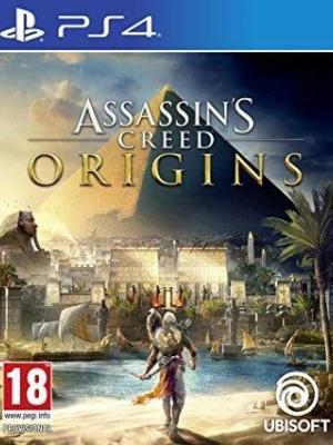 Assassin's Creed Origins Ps4 PRIMARIA