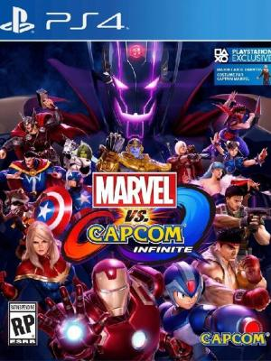 Marvel vs. Capcom: Infinite Ps4 Primaria