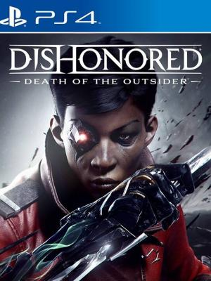 Dishonored: Death of the Outsider PS4 PRIMARIA