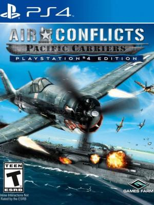 Air Conflicts: Pacific Carriers - PlayStation®4 Edition - PS4 PRIMARIA